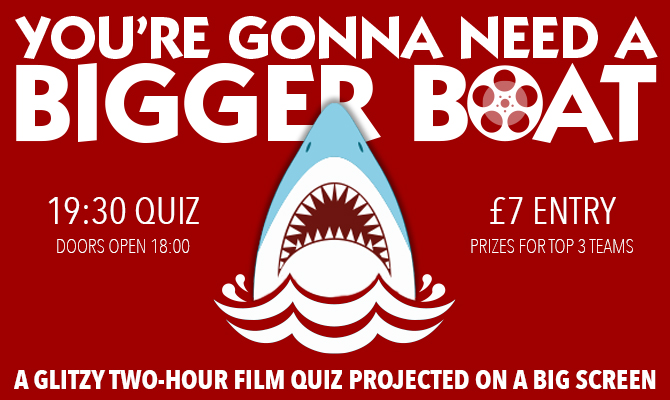 Bigger Boat: Film Quiz