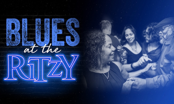 Blues at the Ritzy: Dance Class & Social