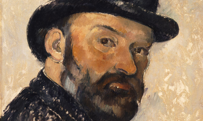 EOS: Cezanne - Portraits Of A New Life