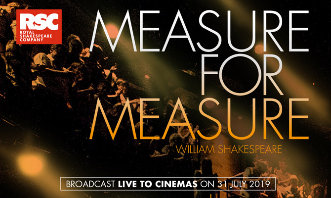 RSC Encore: Measure For Measure