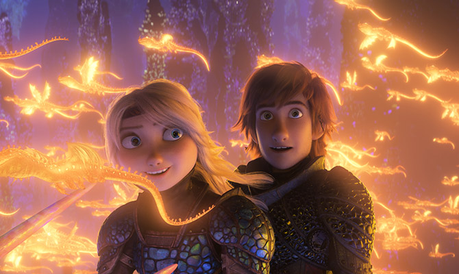 IMAX 3D: How To Train Your Dragon The Hidden World