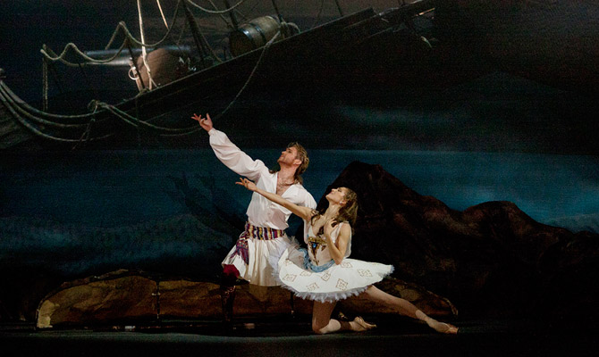 Bolshoi Ballet: Le Corsaire (Recorded 2019)