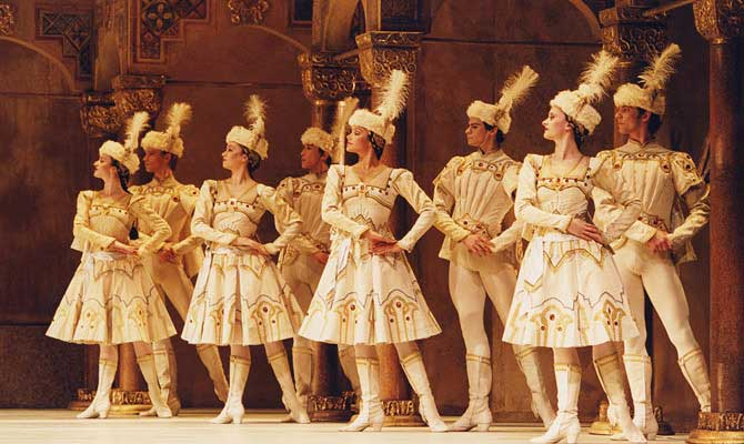 ROH Encore: Concerto & Other Ballets