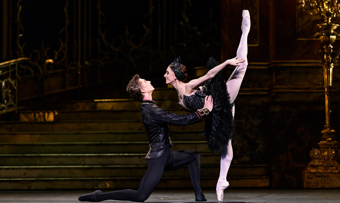 ROH Encore: Swan Lake (2020)
