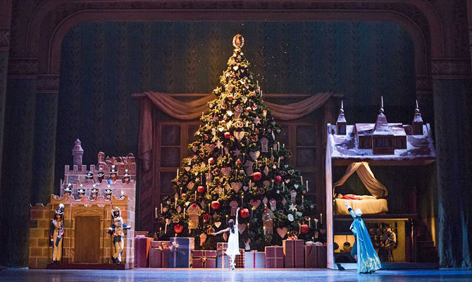 ROH Encore: The Nutcracker (Recorded 2016)