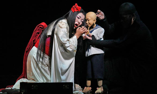 Met Opera Live: Madama Butterfly (2019)