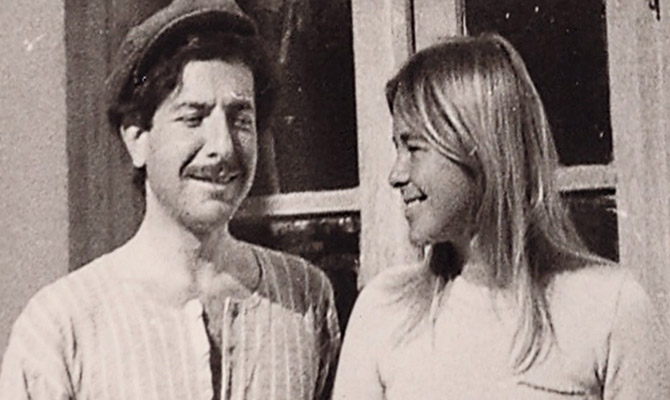 Marianne & Leonard: Words of Love + Recorded Q&A