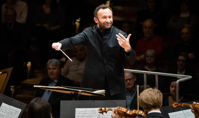 Berliner Philharmoniker: New Year's Eve 2019