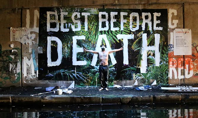 Best Before Death + Bill Drummond live performance
