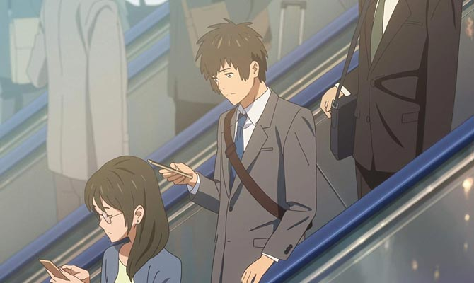 Anime Film Festival 2019: Your Name