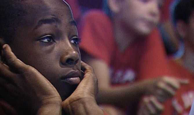 Hoop Dreams + Live Q&A with Director Steve James