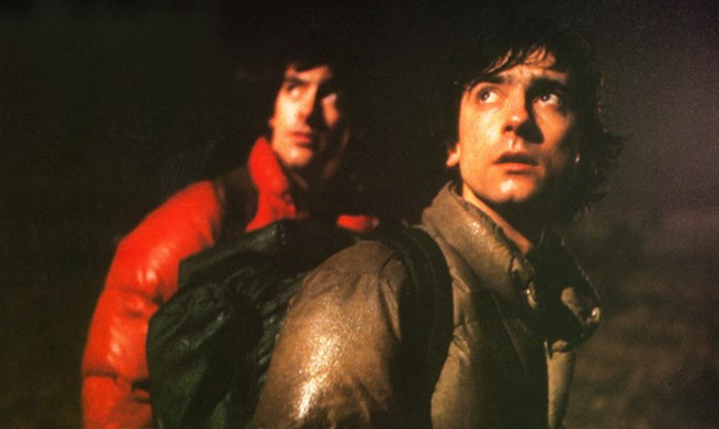 Staff Choice: An American Werewolf in London