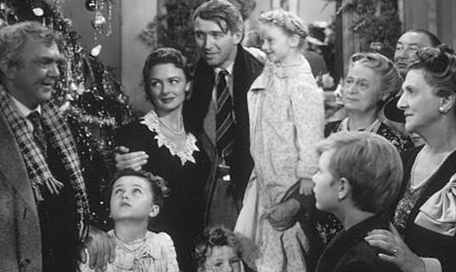 It's A Wonderful Life +  Mulled Wine and Carols