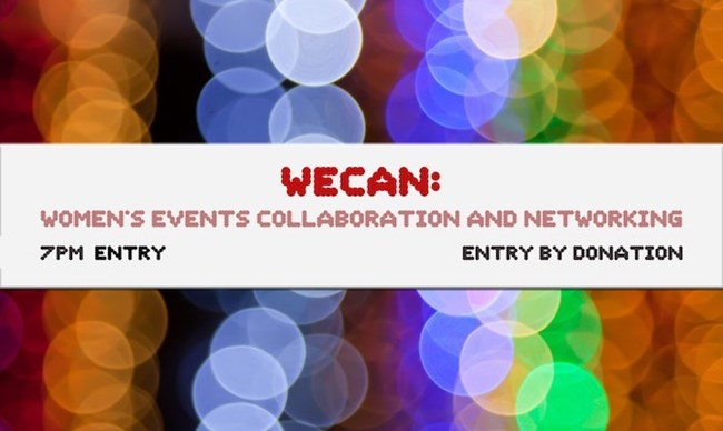 WeCaN: Women's Events Collaboration and Networking