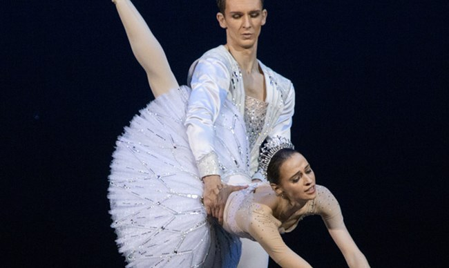 Bolshoi Ballet: Jewels (Encore 2020)