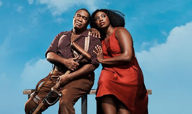 Met Opera Live: Porgy And Bess