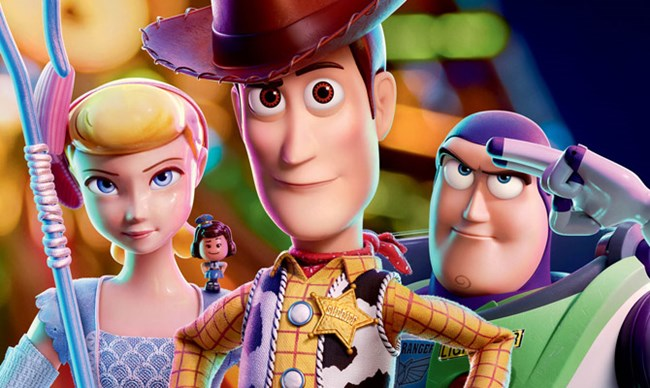 Toy Story 4 (2D)