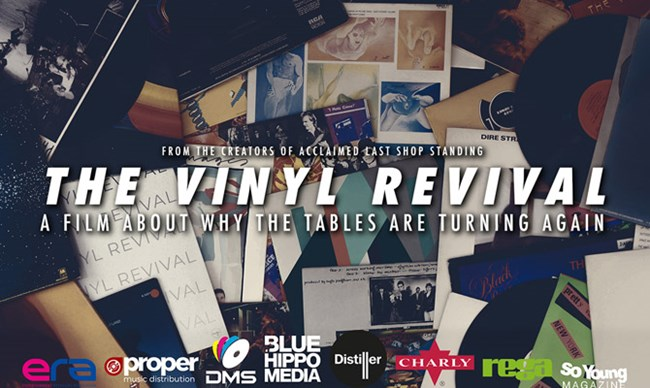 The Vinyl Revival + Q&A