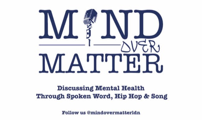 Mind Over Matter: Spoken Word & Poetry