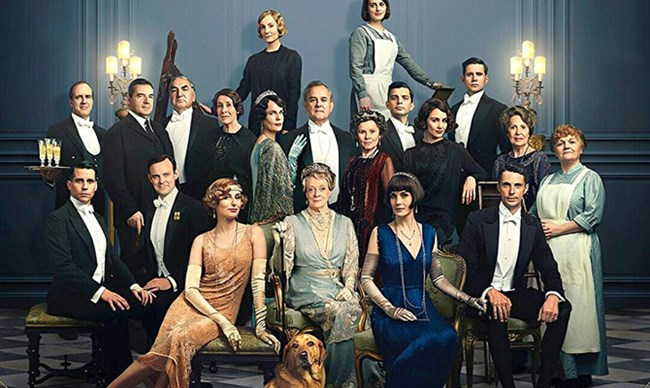 Downton Abbey: Dog-Friendly Screening