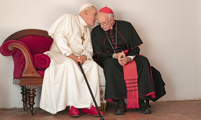 CFF2019: The Two Popes