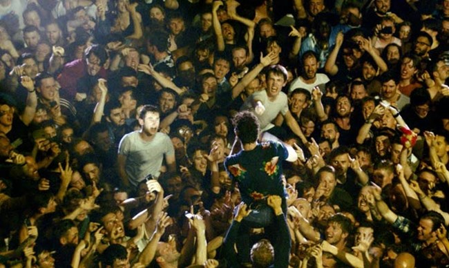 Rip Up The Road A Film About Foals + Q&A