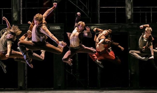 Stage Russia: The Brothers Karamzov (Ballet)