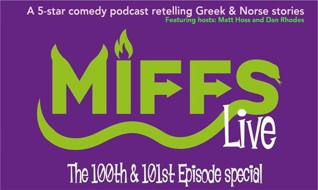 Miffs Live: 100th Episode Special