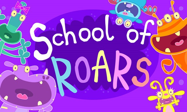 School Of Roars: Sleepover