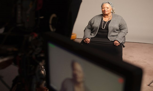 Reclaim the Frame: Toni Morrison - The Pieces I Am