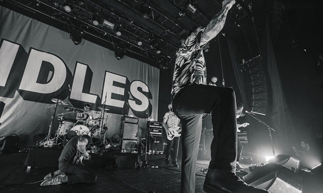 Don't Go Gentle: A Film About Idles