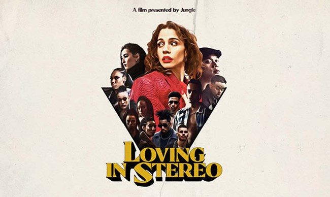 JUNGLE 'LOVING IN STEREO' DOLBY ATMOS® PLAYBACK