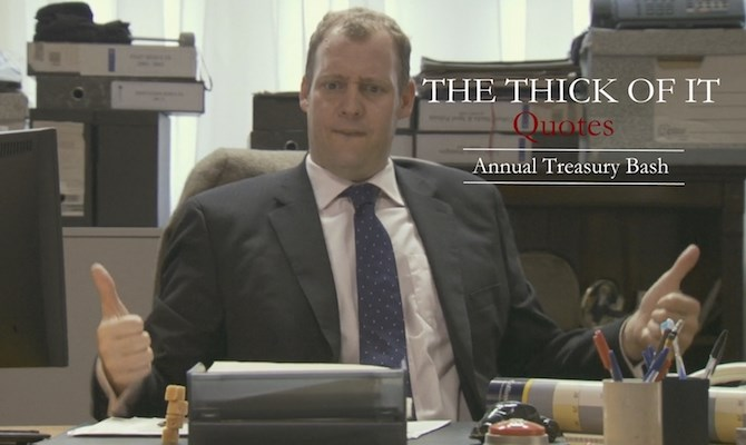 Image result for the thick of it quotes